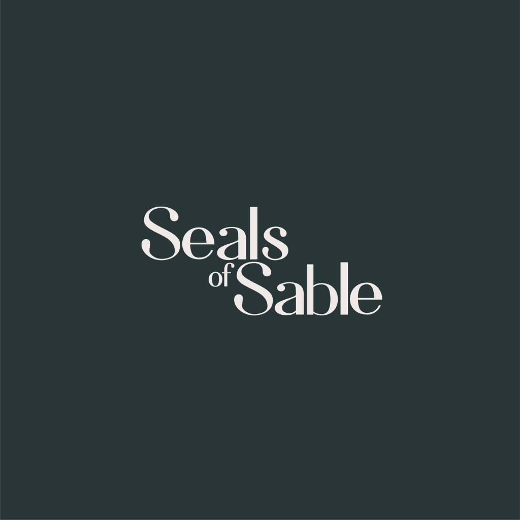 film title design for seals of sable documentary